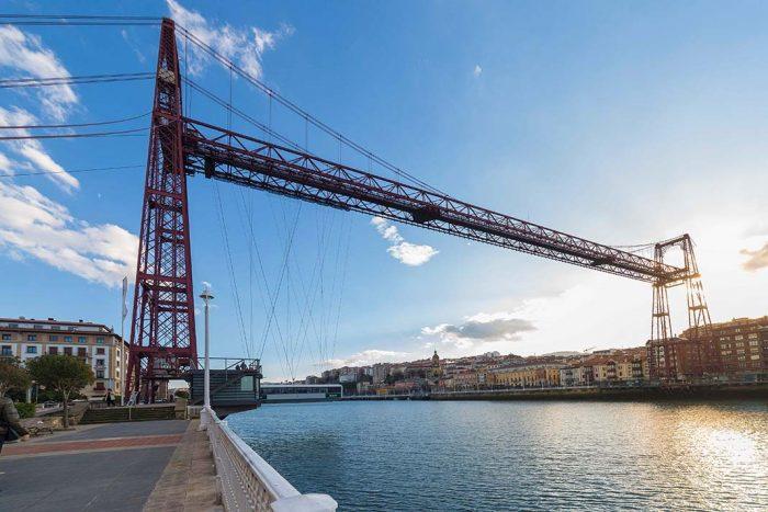 Puente Bizkaia, Patrimonio de la Humanidad en Bilbao