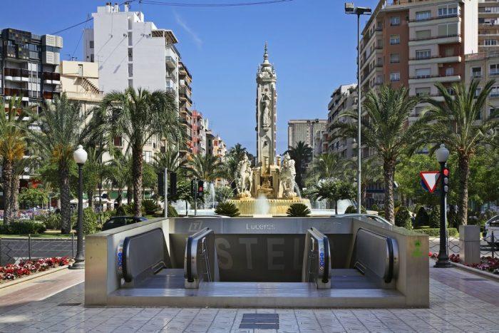 Cómo ir del aeropuerto de Alicante al centro de la ciudad