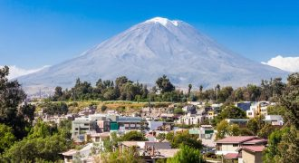 Dónde alojarse en Arequipa
