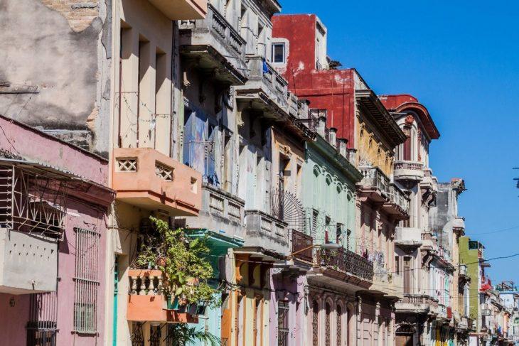 Dónde dormir en La Habana: Habana Centro