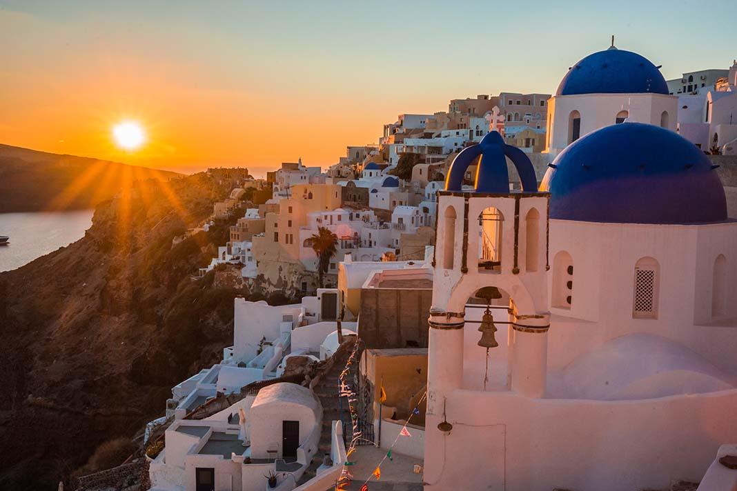 Los mejores planes que hacer en Santorini