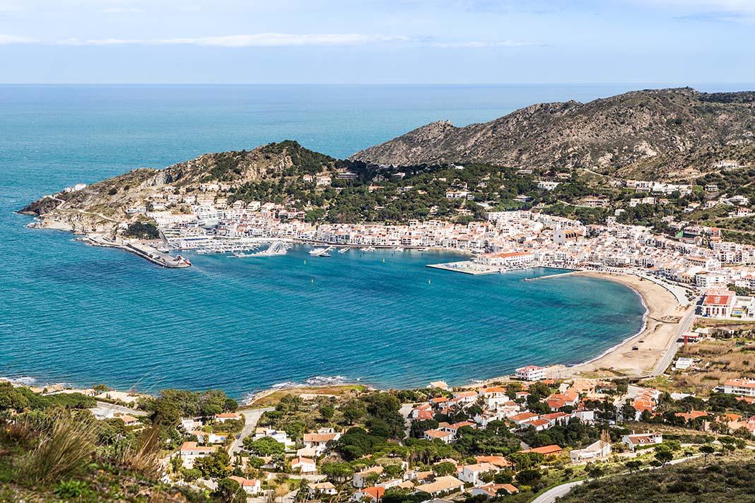 Alojarse en Port de la Selva: Municipio costero de la Costa Brava en Cataluña