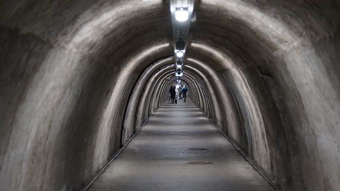 Visitar en Zagreb el Túniel Gric