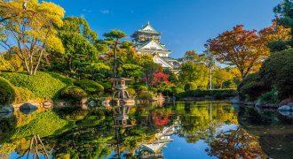 Dónde alojarse en Osaka