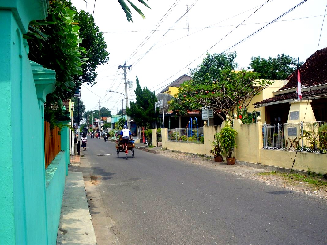 Dónde dormir en Yogyakarta: Prawirotaman