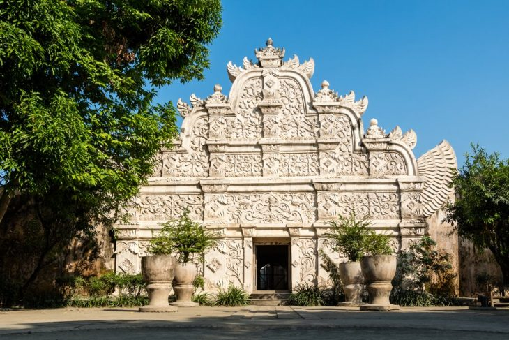 Mejor zona donde alojarse en Yogyakarta: Kraton