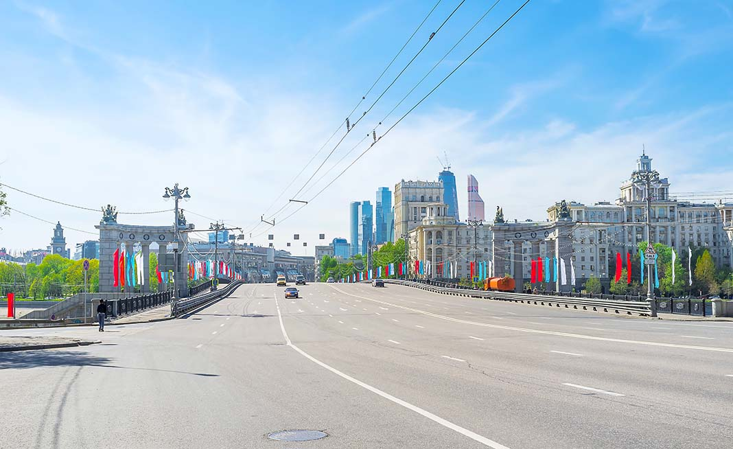 Dónde hospedarse en Moscú: Arbat, una fantástica opción para dormir en Moscú