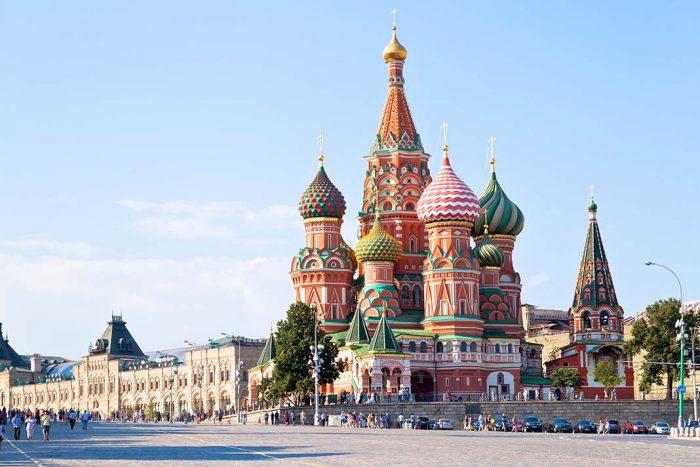 Las mejores zonas dónde dormir en Moscú