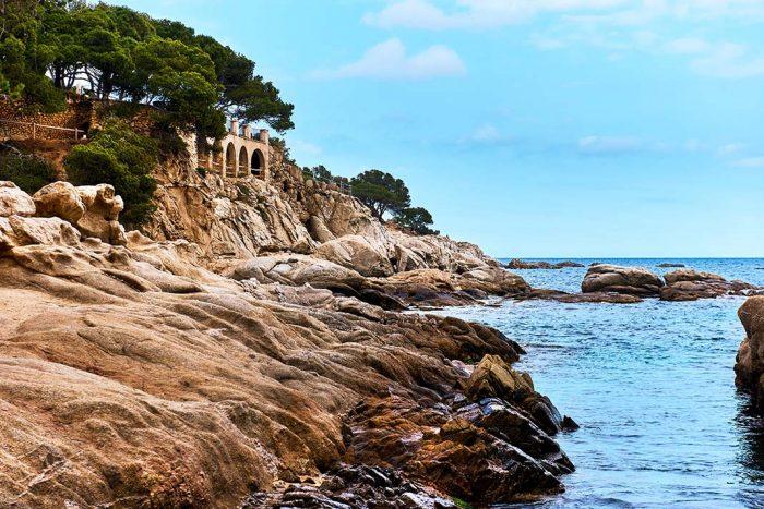 Dormir en la Costa Brava: Platja d'Aro, uno de los destinos más populares