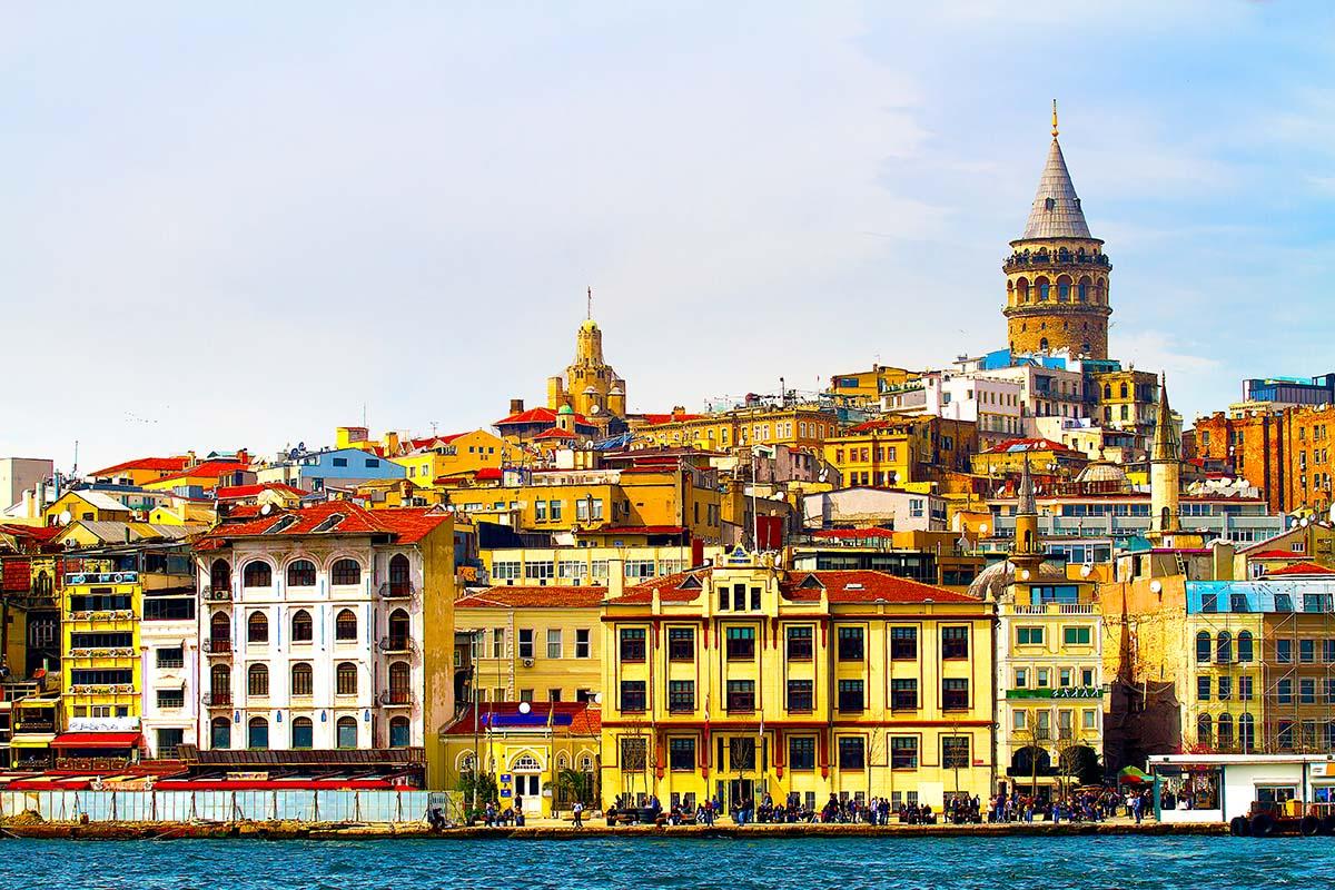 Qué ver en Estambul: Torre de Gálata