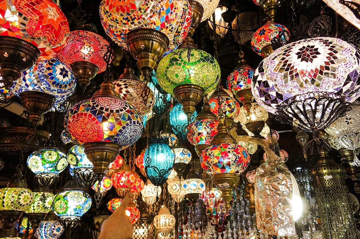 Entre la lista de cosas que ver en Estambul también hay que incluir, necesariamente, el Gran bazar