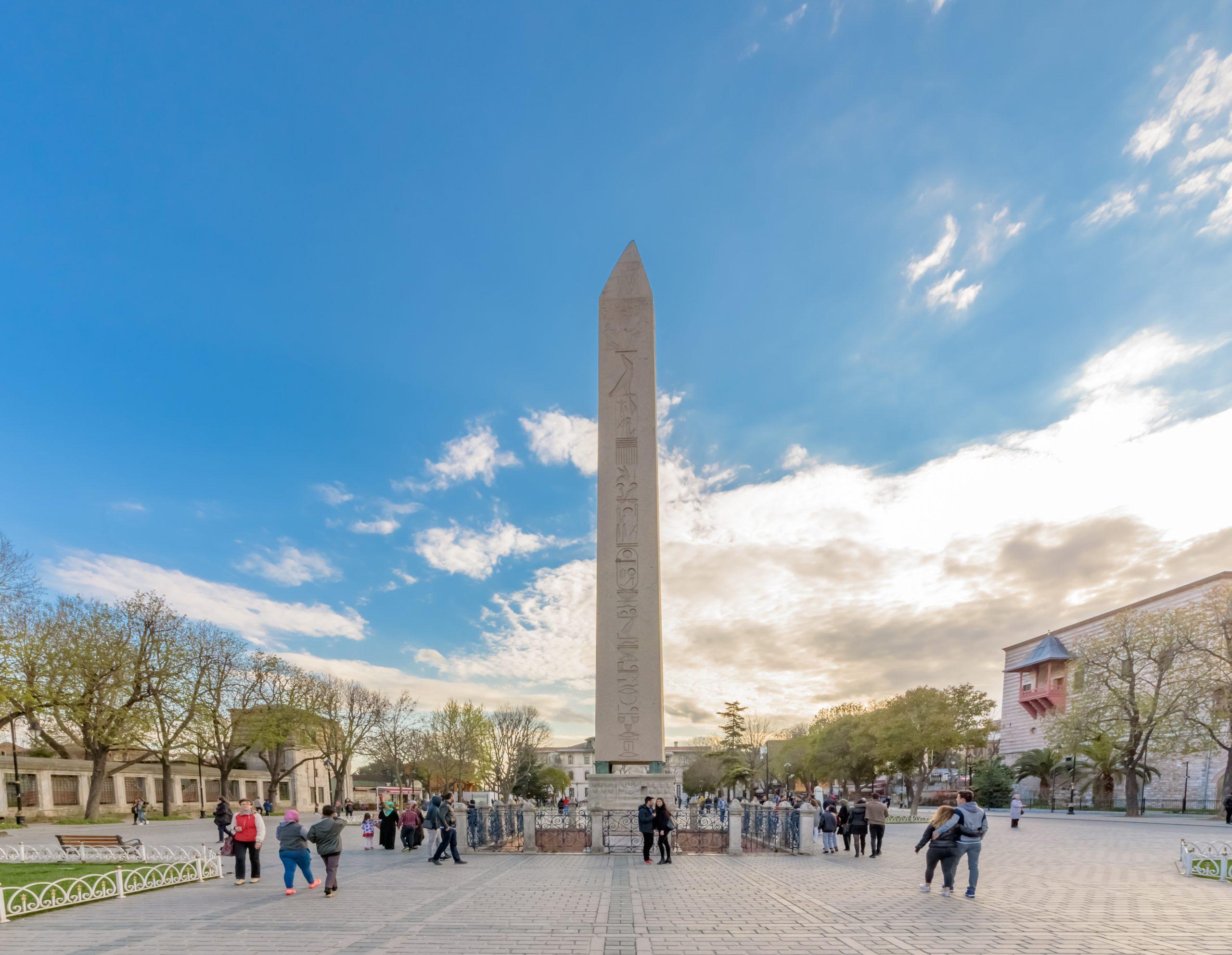 Visitar y Ver el Hipódromo Romano de Estambul