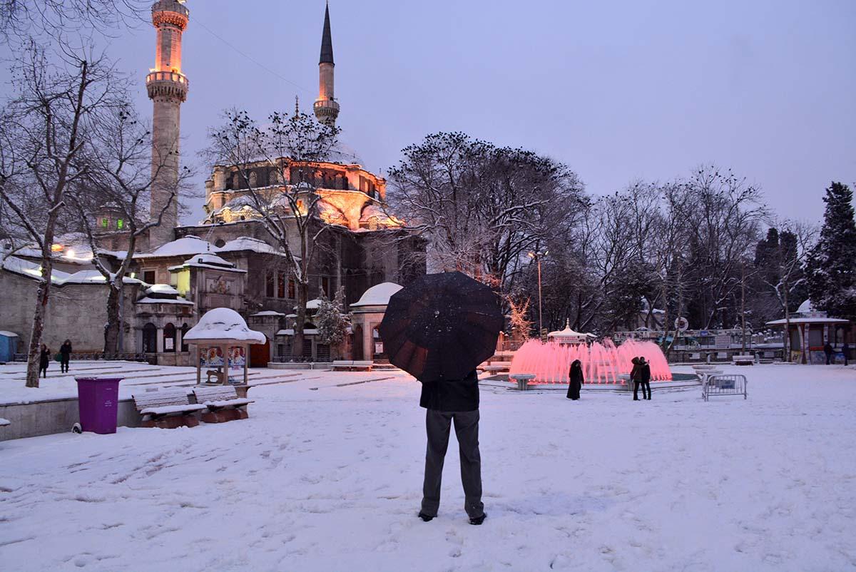 Eyüp Sultan es considerada como uno de los monumentos que hay que ver en Estambul