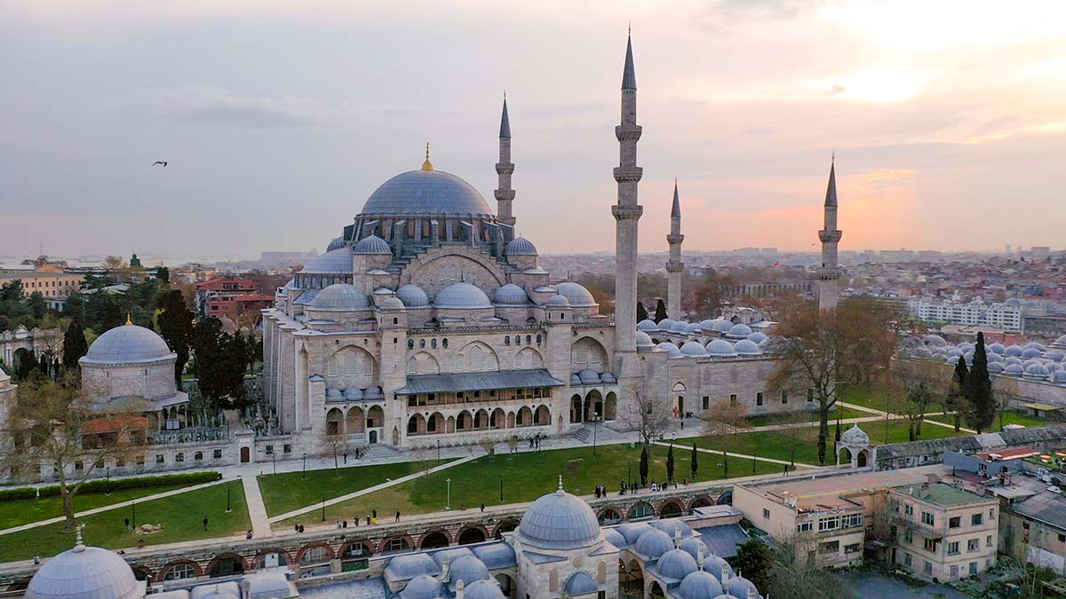 Visitar la Mezquita Süleymaniye en Estambul