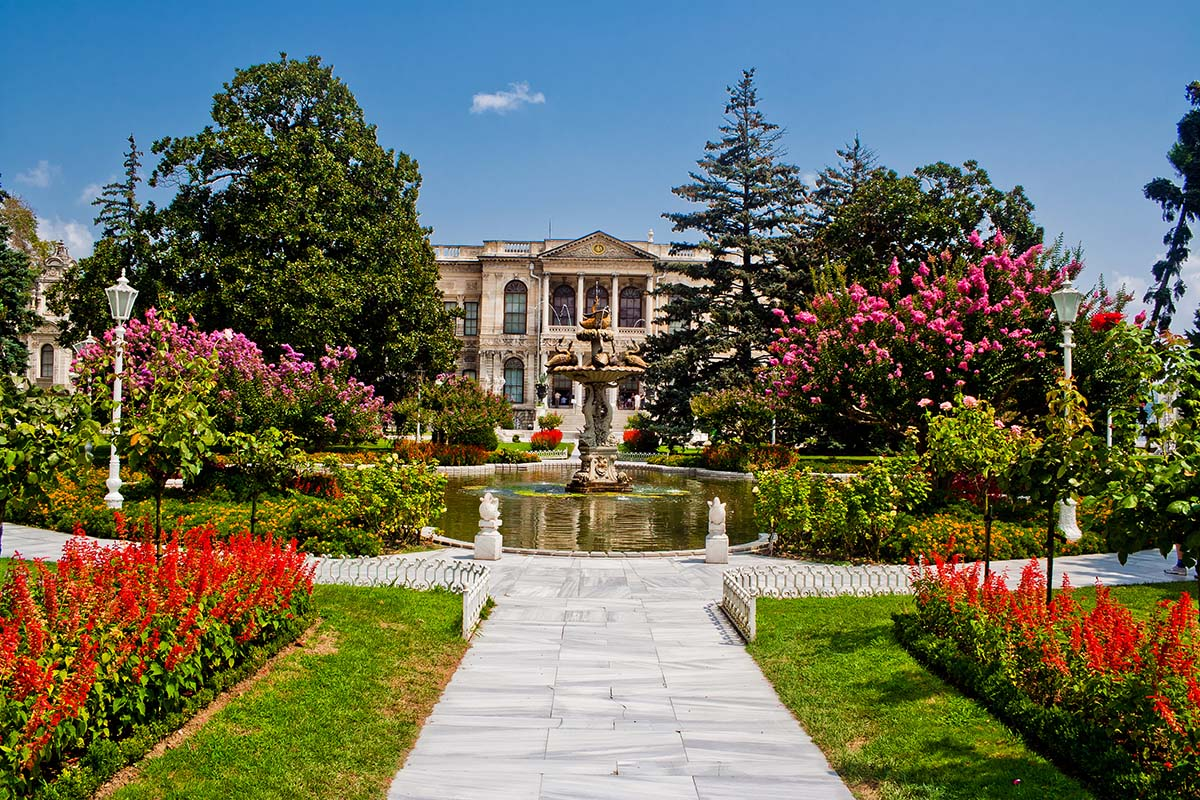 Palacio Dolmabahçe una de las 15 cosas que ver en Estambul