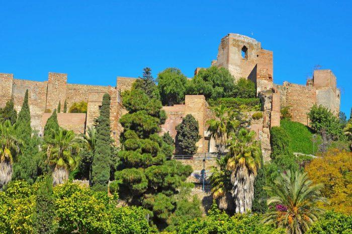 Visitar la Alcazaba de Málaga
