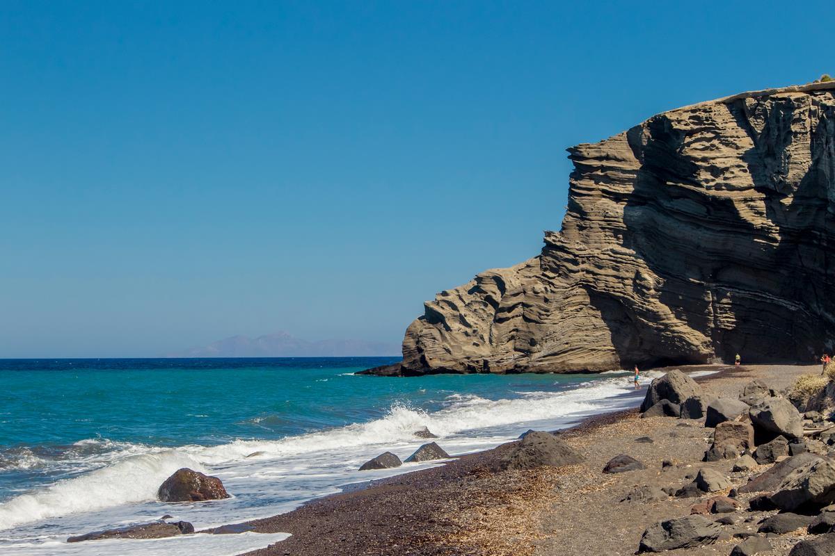 Cape Colombu Santorini