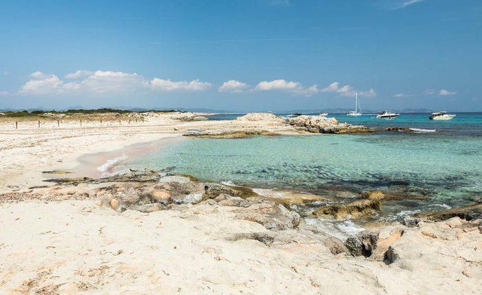 Escapate a la Isla Espalmador para hacer ver y hacer en Formentera