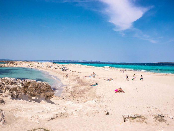 Las 10 mejores playas de Formentera