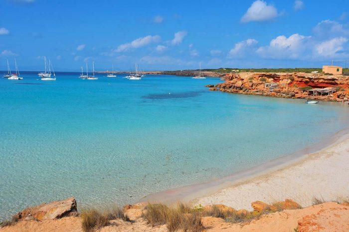 Cala Saona entre las mejores playas de Formentera