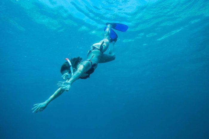 Snorkel en Formentera