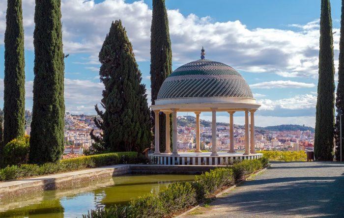 Qué hacer en Málaga: Jardín de la Concepción