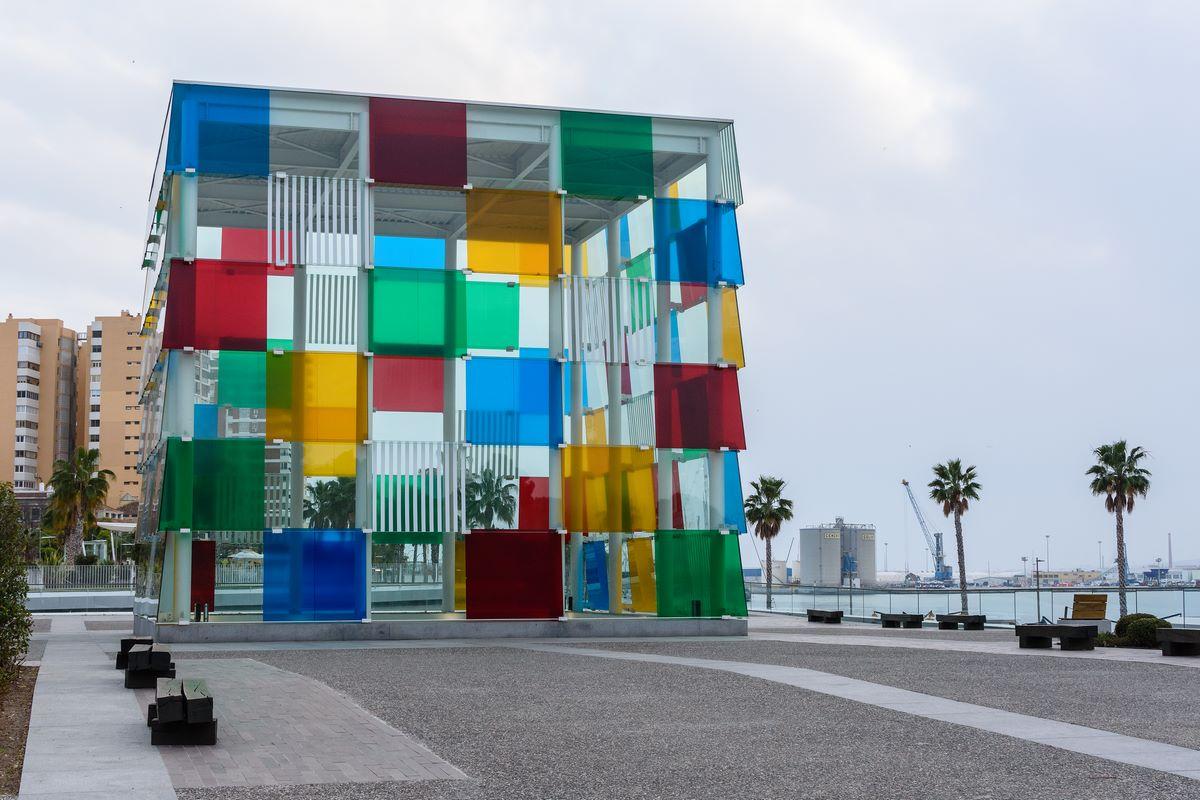 Museo de Pompidou Málaga
