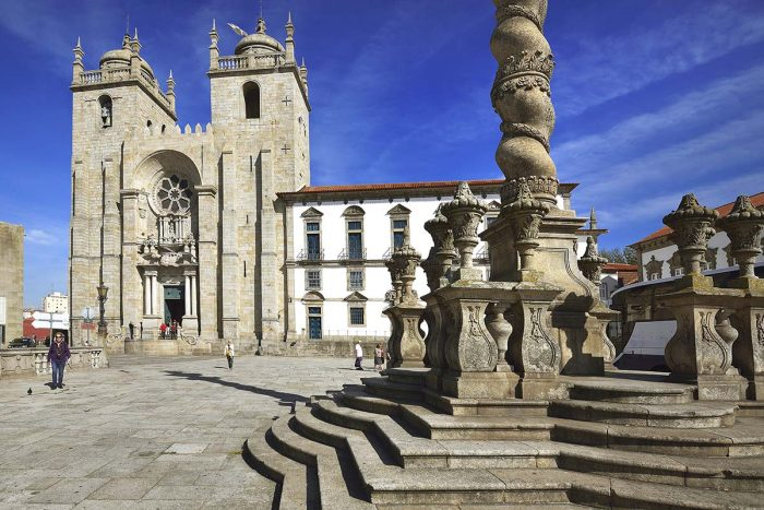 Alojamiento en Oporto: Sé