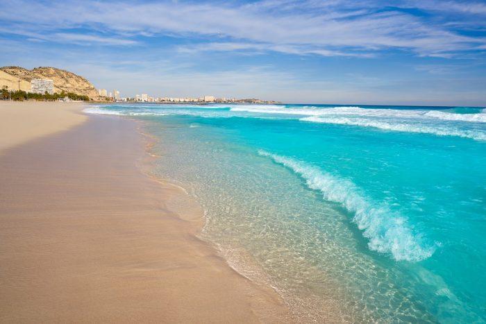 La Playa del Postiguet
