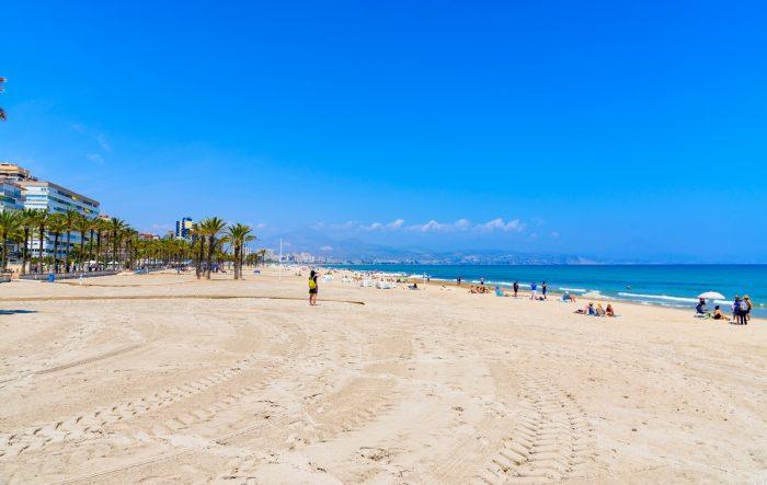 La Playa de San Juan
