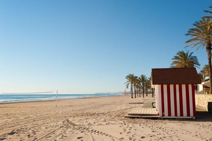 Playas de Alicante: Muchavista