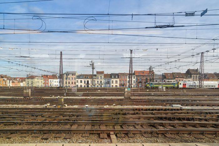 La Gare du Midi, alojamiento barato en Bruselas