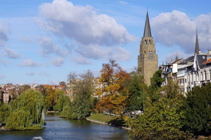 Alojarse en Bruselas: Ixelles