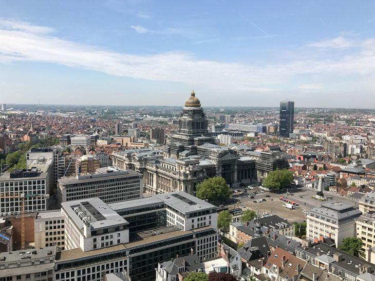 Les Marolles, una alternativa poco común donde alojarse en Bruselas