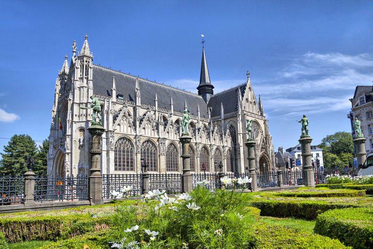 Dónde hospedarse en Bruselas: Sablón