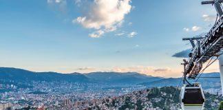 Dónde alojarse en Medellín
