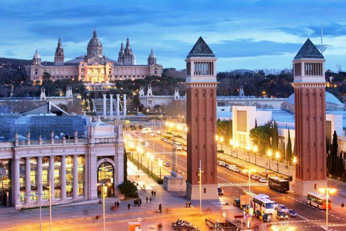 Dónde hospedarse en Barcelona