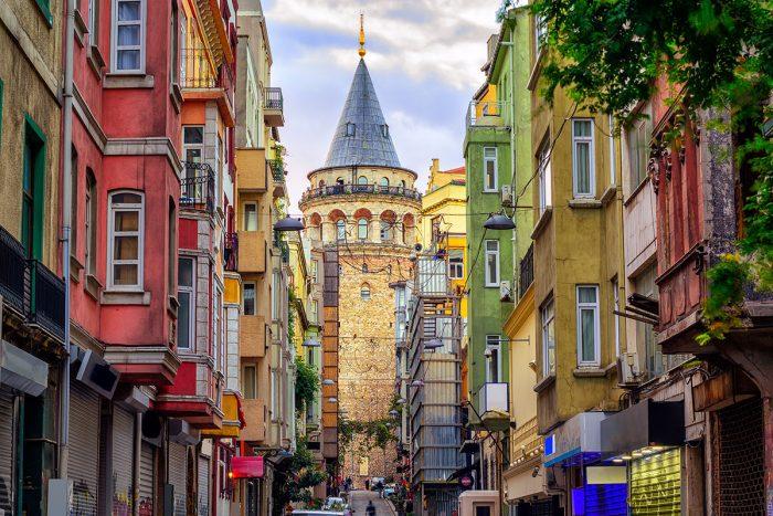 Estambul en 3 días: visitar la torre Gálata (Galata kulesi)