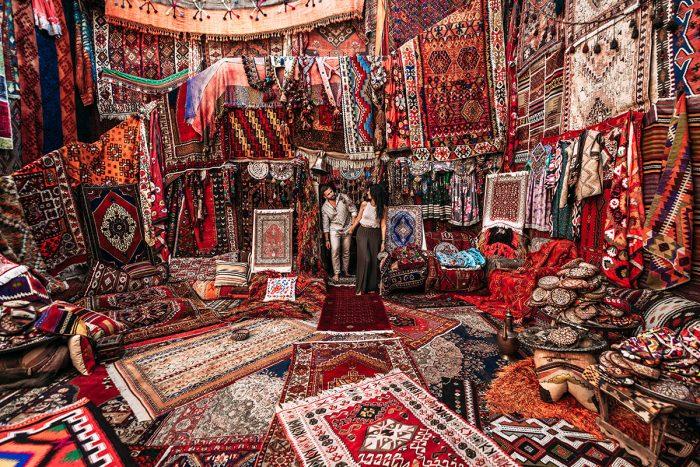 Qué comprar en Estambul:Alfombras y kilims