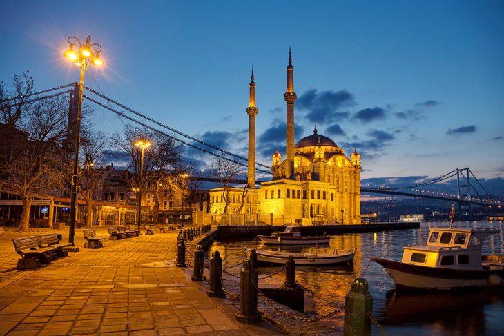 Hospedarse en Estambul: Dormir en Estambul: Besiktas, un barrio moderno y animado