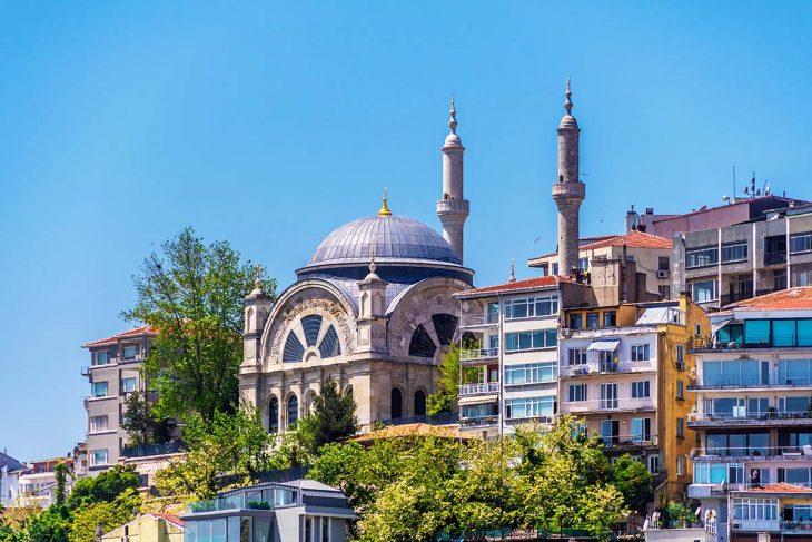 Alojarse en Estambul: el barrio bohemio de Cihangir