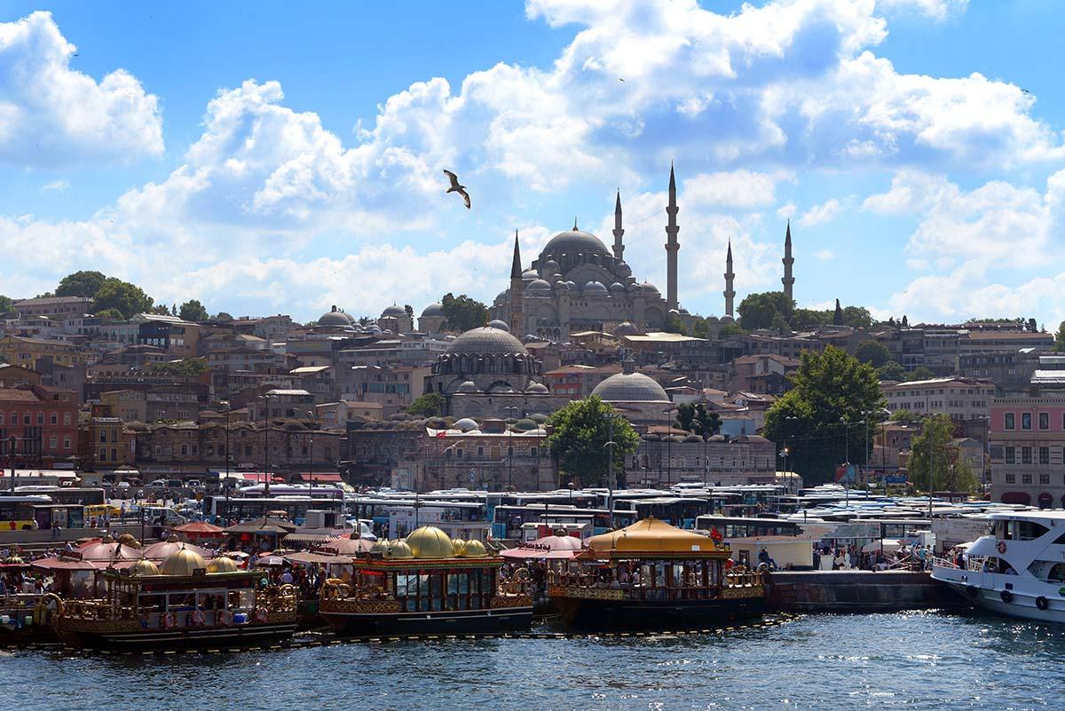 Eminonu/Sirkeci entre los barrios especiales donde alojarse en Estambul