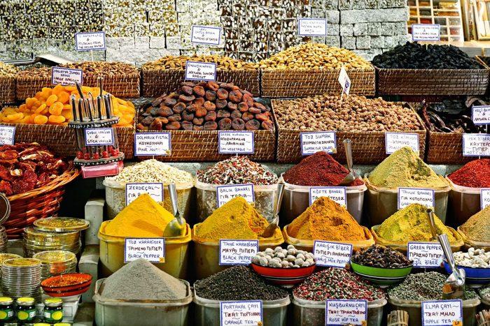 Qué comprar en Estambul: Especies