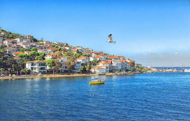 Hacer excursión en Estambul a las paradisíacas islas Príncipe