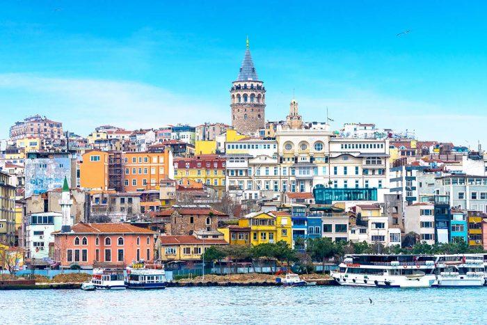 Hospedarse en Estambul: La zona de Karakoy/Galata
