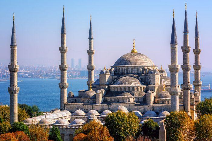 Visitar Estambul: La Mezquita Azul
