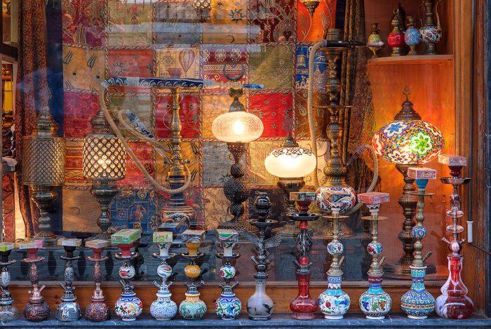 Qué comprar en Estambul: Narguile