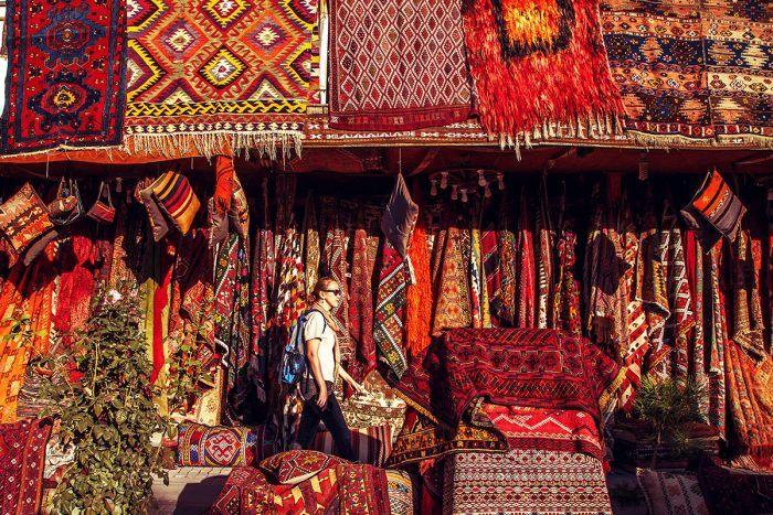 Qué y dónde comprar en Estambul