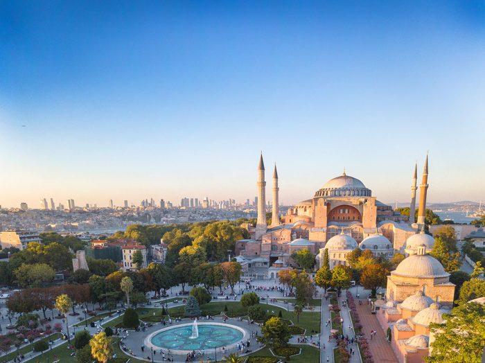 Visitar Estambul: Santa Sofia