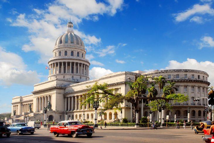 El Capitolio es uno de los monumentos más importantes para visitar en La Habana